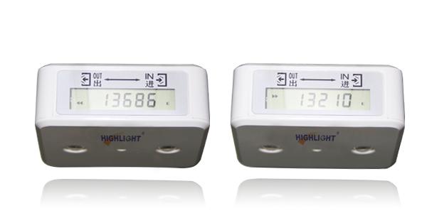 Hpc005 infrarouge client count directionnelle compteur de personnes api n - Compteur manuel de personnes ...