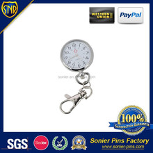 Collective clock keychains