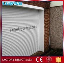 Yqa-01aluminum puertas, automático puertas para garaje
