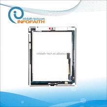 Wholesale factory price for Ipad 4 Touch,for Ipad 4 Digitizer Touch Screen in stock black and white