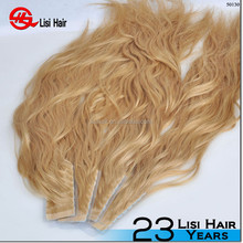 AAAAA Grade Good Feedback Factory Price Tape Hair Skin Weft