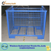 Metal Bin Warehouse Storage Cages with cheaper price
