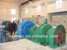 Turbina de agua / turbina / hydro generador de turbina / EPC proyecto