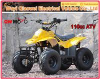 QWMOTO CE Certification ATV 50cc 90cc 110cc Mini quad Bike four wheeler for kids