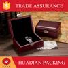 Custom Varnish luxury wooden watch gift box men watch box wood