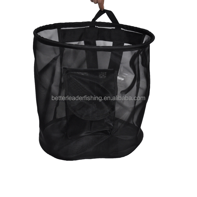 New custom made pas cher mesh sac dos pour cueillette champignons made in china panier de - Panier a champignon pas cher ...