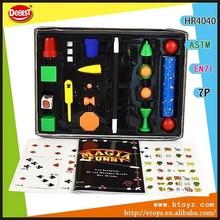 fácil de trucos de magia play set le enseñará cómo aprender trucos de magia