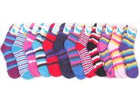 Womens / kids christmas ankle socks