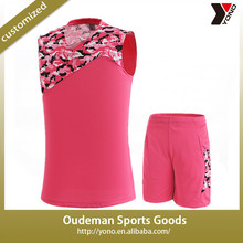 High quality pink custom latest design basketball jersey