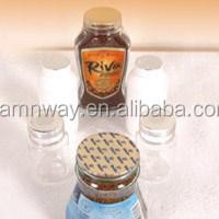 New design aluminium foil liner/Aluminium foil Heat induction cap seal liner for cap glass plastic bottle