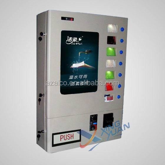 towel vending machine