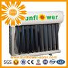 general split hybrid solar powered air conditioner