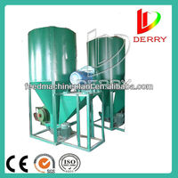 Easy operate animal feed mill mixer