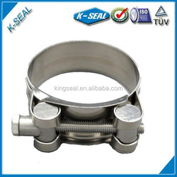single bolt metal steel heavy duty motorcycle clamps