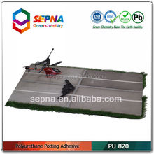 High quality polyurethane filling sealant for the cracks on the road and highway PU820