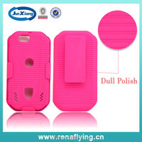 Matte Frosted Feeling in the case of Mobile phones for Motorola i867