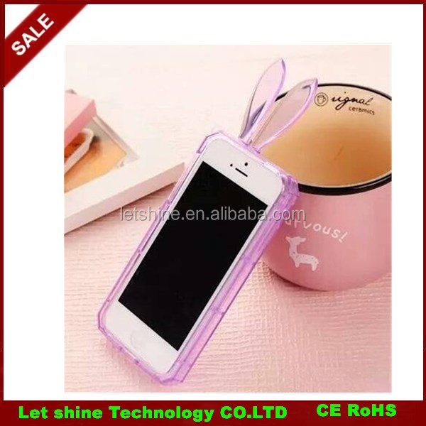Hot New Multi-Color TPU Back Cover Case For iPhone 5 5S