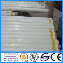 yellow 180 mesh count 100%polyester printing wire mesh by Hehuang Wenzhou