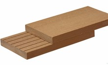 CAML 140*23mm solid WPC decking without groove