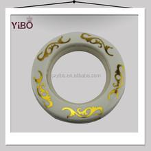New style curtain eyelet ring roman circle curtain clip rings