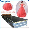 Good News !Wedding dress laser cutting---show your Unique beauty at low cost