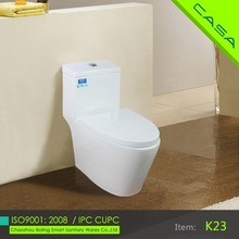 sanitary ware suite one piece toilet and bidet