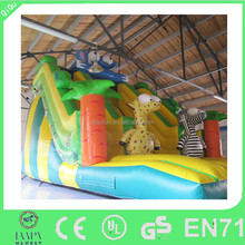 kids commercial slide for sale ,lovely octopus inflatable slide