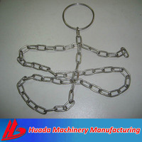 Stainless welding steel link chain SUS304 from JAPAN Mizumoto standard japanese hardware