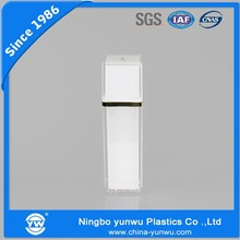 cosmetic bottles and packaging