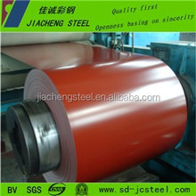 Cheap Building STEEL PPGI/PPGL Color coated roofing material in coils