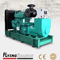 127/220V diesel power generator 350 kva 60HZ electric 280kw generator 350kva manufacturer