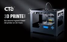CTC METAL 3D PRINTER DOUBLE NOZZLE PRINT SIZE 225*145 *150 mm