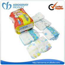 Hot wholesale breathable sleepy baby diaper