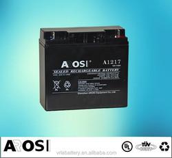 12V AGM VRLA UPS Battery Rechargeable Battery panasonic electric bike Battery