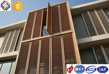 Interior window shutter/shutter blind/plantation shutter louvers supplies from China