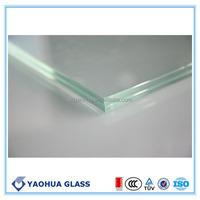 China manufacture blocks glass tempered laminated glass price