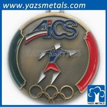 best sales metal medal custom
