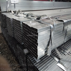 ERW construction use square pipe hot sale China market