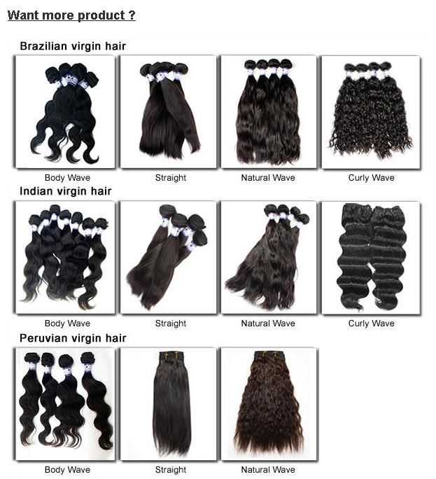 Tornar o seu sonho de cabelo com 100% de cabelos naturais humanos extensões do cabelo nenhum emaranhado, nenhum produto químico