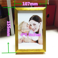 high quality baby photo frame for aluminum factory price