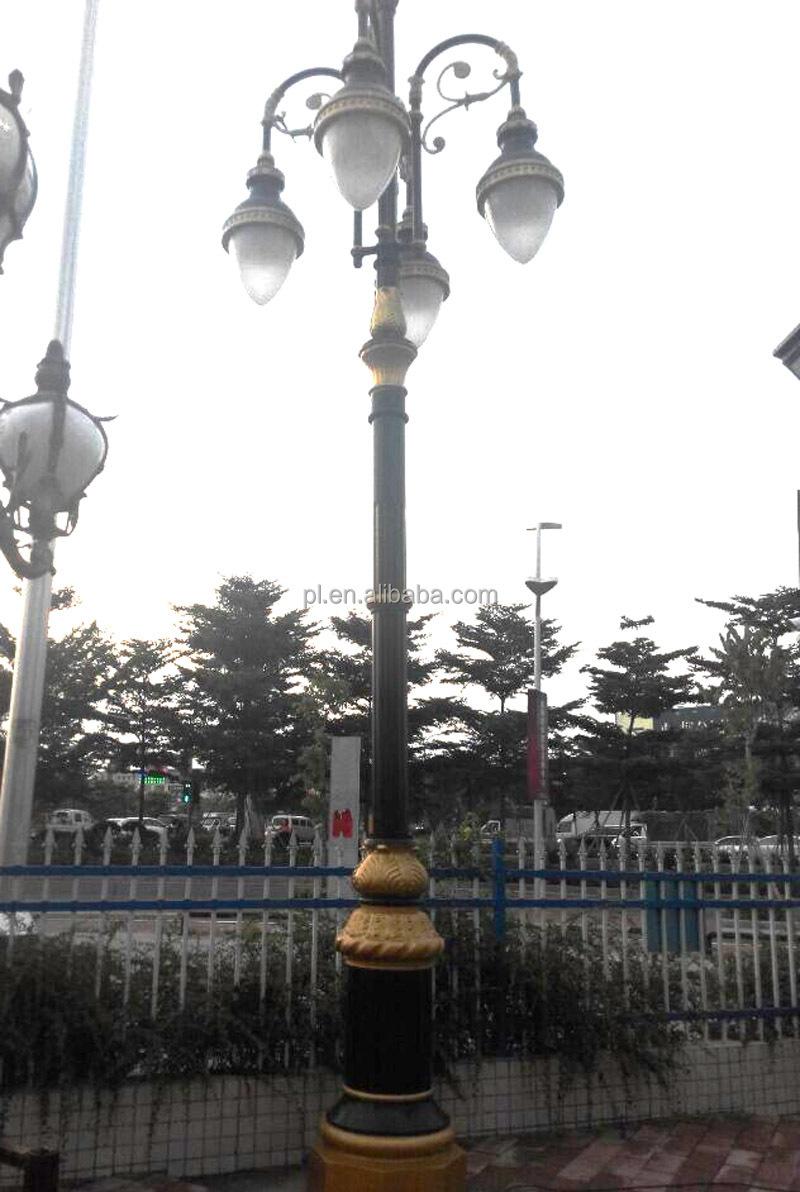 guzhen produttore disegno del giardino illuminazione palo della ...