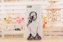 High Quality Mobile Phone Case with Popular 3D Images for iPhone6; for iPhone6 Plus