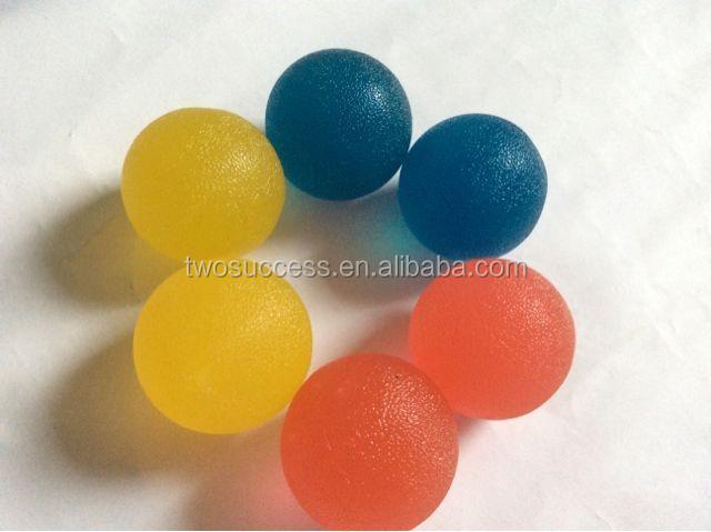 TPR stress ball 1