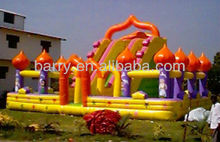 new popular inflatable slide games,inflatable combo hot-selling