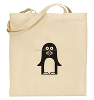 2015 Wholesale Factory Supplier Cheap Plain Tote Canvas Bags