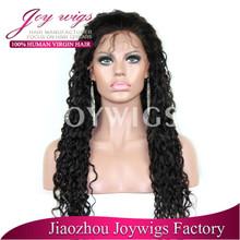 In stock brazilian virgin hair lace wig