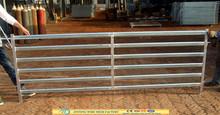 Galvanized Portable Goat Fence Panels