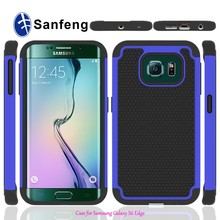 Promotional mobile accessories cover for samsung galaxy s6 edge G9250 G925F protector phone case factory price
