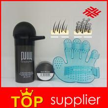 Fully Hair Thickening Fiber Spray Human Hair Extension