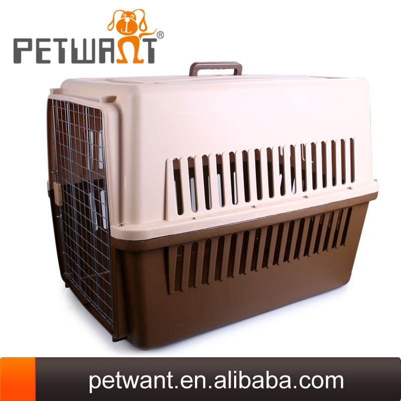 36'' Long Folding IATA Plastic Bike Pet Carrier Parts